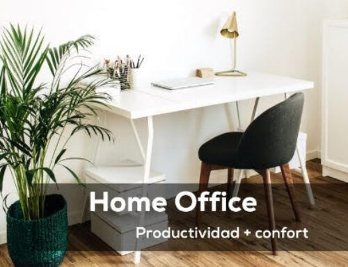 Home office • Productividad + confort
